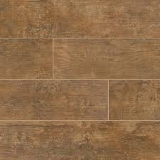 reddish brown porcelain immitation wood pattern