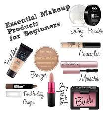 makeup s essentials for beginners