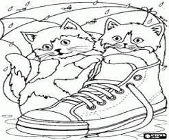 Kleurplaten Katten Kleurplaat 2