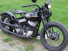 flathead bobbers harley flathead oldschool bobber chopper and