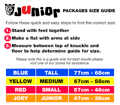 junior size brosnan little mate junior golf package yellow free delivery aus