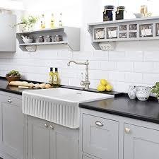 30 Single Bowl Fireclay Apron Farmhouse Kitchen Sink White With