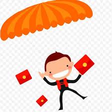 Red Envelope Cartoon Download Png 506x505px Red Envelope