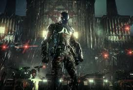 arkham knight s first ending is great its second is bad and its third is insane