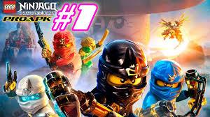 LEGO Ninjago - Shadow of Ronin Gameplay #1 IOS / Android - YouTube