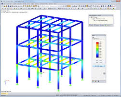 Plastic Design In Steel Nonlinear Structural Analysis Dlubal Software