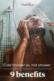 cold shower vs hot shower benefits