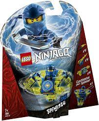 LEGO 70660 Ninjago Spinjitzu Jay (Vom Hersteller Nicht mehr verkauft):  Amazon.de: Spielzeug