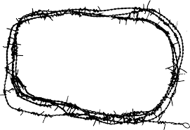 barbed wire frame png. Beautiful Frame Barbed Wire Frame Png Transparent Onlygfx Com Jpg Library Stock Intended Wire Frame Png F