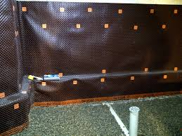 toronto basement waterproofing and repairs by aquamaster