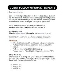 Resume Submission Email Follow Up Email After Resume Submission 8