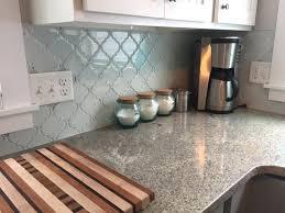 arabesque kitchen backsplash description white kitchen backsplash tile beveled arabesque