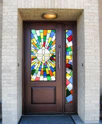 entry door stained glass replacement. door style dbyd-7093 entry stained glass replacement h