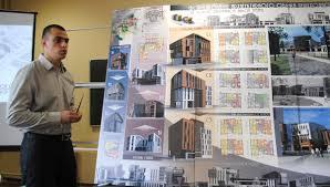 Кафедра архитектуры и градостроительства Темы дипломных проектов были разноплановы и актуальны для Белгорода и Белгородской области Особый интерес вызвали темы проектов Журило Марии