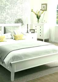 Rustic White Bedroom Furniture Bedding Color Distressed Off Bed ...