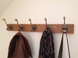 extraordinary how to make a coat rack shabby chic vintage hook tierra este 5387 wall mounted out of wood with railroad spike shelf pallet in minecraft bench