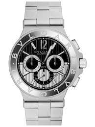 watch jubilee rakuten global market 303 bvlgari dg42bssdch 303 bvlgari dg42bssdch ディアゴノ゠リブロ chronograph multi layer type black dial ss breath self