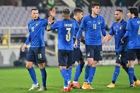 بث مباشر مشاهدة مباراة إيطاليا ضد بلجيكا الجمعة 2-7-2021 في يورو 2020 -  واتس كورة