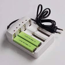2 4 cái 1.2 v có thể sạc lại Ni Mh 7/5F6 pin F6 1450 mah 7/5 F6 Nhai Kẹo  Cao Su di động + sạc pin thông minh cho Walkman MD
