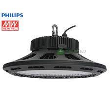 200w ufo led high bay light with meanwell led driver and philips leds