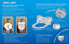 automatic sanitary toilet seat sanitary roll cover hdpe