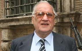 Morto Alfredo Biondi, ministro della Giustizia del primo governo Berlusconi
