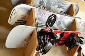 organize your garage with diy wall solutions the organized mom snowboard snowboard wall rack for simple