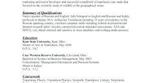 Good Summary Of Qualifications For Resume Summaries Good Summary For Interesting Resume Summaries