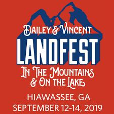 Dailey Vincent Landfest At Georgia Mountain Fairgrounds On