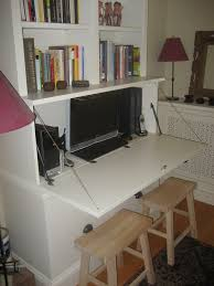 bright secretary desk with hutch in spaces traditional with next to secretary bookcase alongside and desk hutch