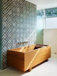 Wooden Bathtub 17 Wooden Bathroom Designs Decorating Ideas Design Trends