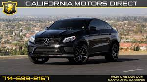 The sporty nature of a coupé dominates, imbued with the. Sold 2016 Mercedes Benz Gle 450 Amg 4matic Coupe W Premium Package In Santa Ana