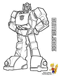 Small Picture Transformer Bumblebee Coloring Pages Free AZ In Optimus Prime