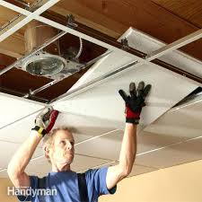 drop ceiling recessed light drop ceiling installation tips how to install drop ceiling tiles ceilings drop