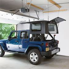 5 star rating 4 reviews harken jeep storage hoister system