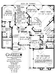 welsford cottage house plan house plans by garrell associates, inc House Plans Courtyard welsford cottage 04101, craftsman house plans, courtyard house plans house plans courtyard garage