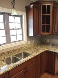 Granite In Kitchen Custom Granite Interiors Mcminnville Tn 931 474 7854