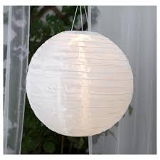 Solvinden Led Plafondlamp Op Zonnecellen Buiten Globe Wit