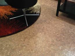 Penny Kitchen Floor Penny Tiles Decapod