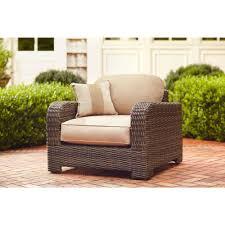 brown jordan northshore patio furniture. brown jordan northshore patio lounge chair with harvest cushions and regency wren throw pillow stockd6061l the home depot furniture r