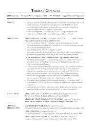 Resume Template For Medical Receptionist – Resume Sample Web