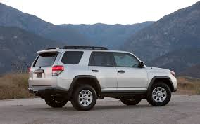 2011 Toyota 4Runner Reviews and Rating | Motor Trend
