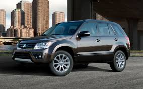 2013 Suzuki Grand Vitara Specs and Photos | StrongAuto