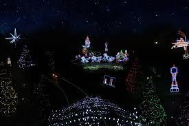 Wheeling Festival Of Lights Oglebay Winter Festival Of Lights In West Virginia