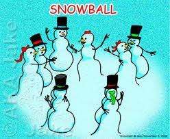 Image result for snowball dance