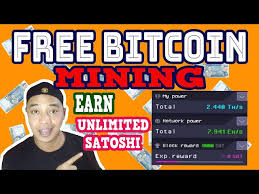 You can earn 0.05 bitcoins a day. Free Bitcoin Mining Earn Unlimited Satoshi Watch With Free Giveaways Youtube