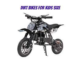 Dirt Bike Height Chart Dirt Bike Size Chart Find The Best Dirt Bike For You