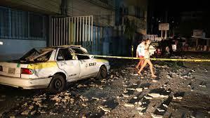Powerful earthquake near Mexico's ...