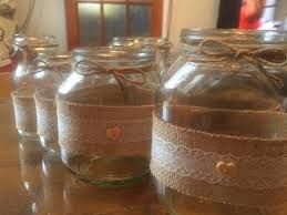 Decorate Jam Jars is there a jam jar table decorations flash wedding planning 24