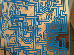 Diy Pcb Using Liquid Photoresist 6 Steps With Pictures